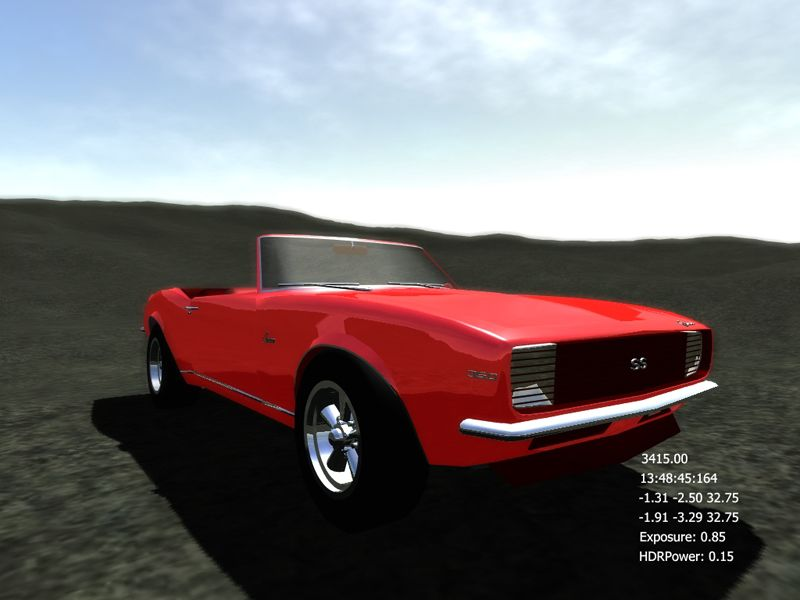 Camaro9_1 | Shader Art (хвастаемся скринами)