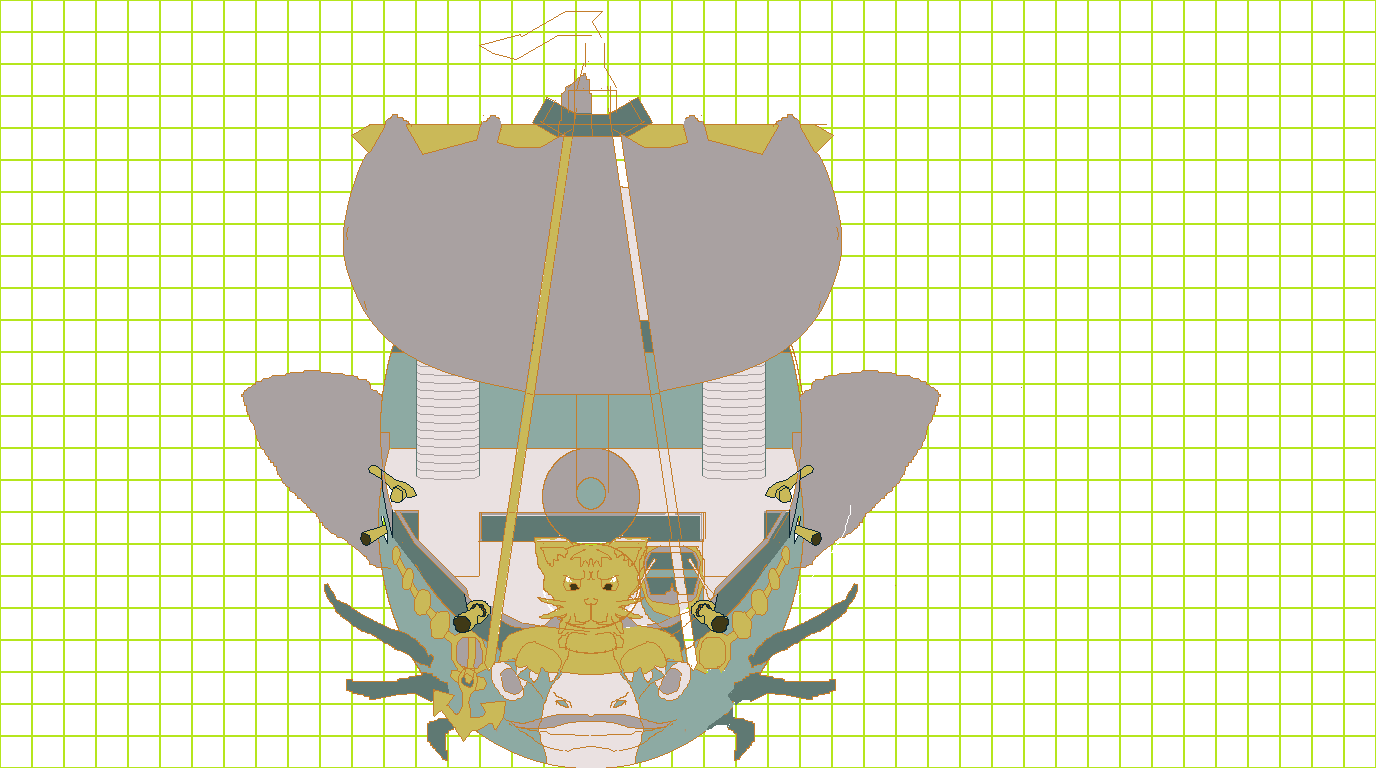 корабль сом