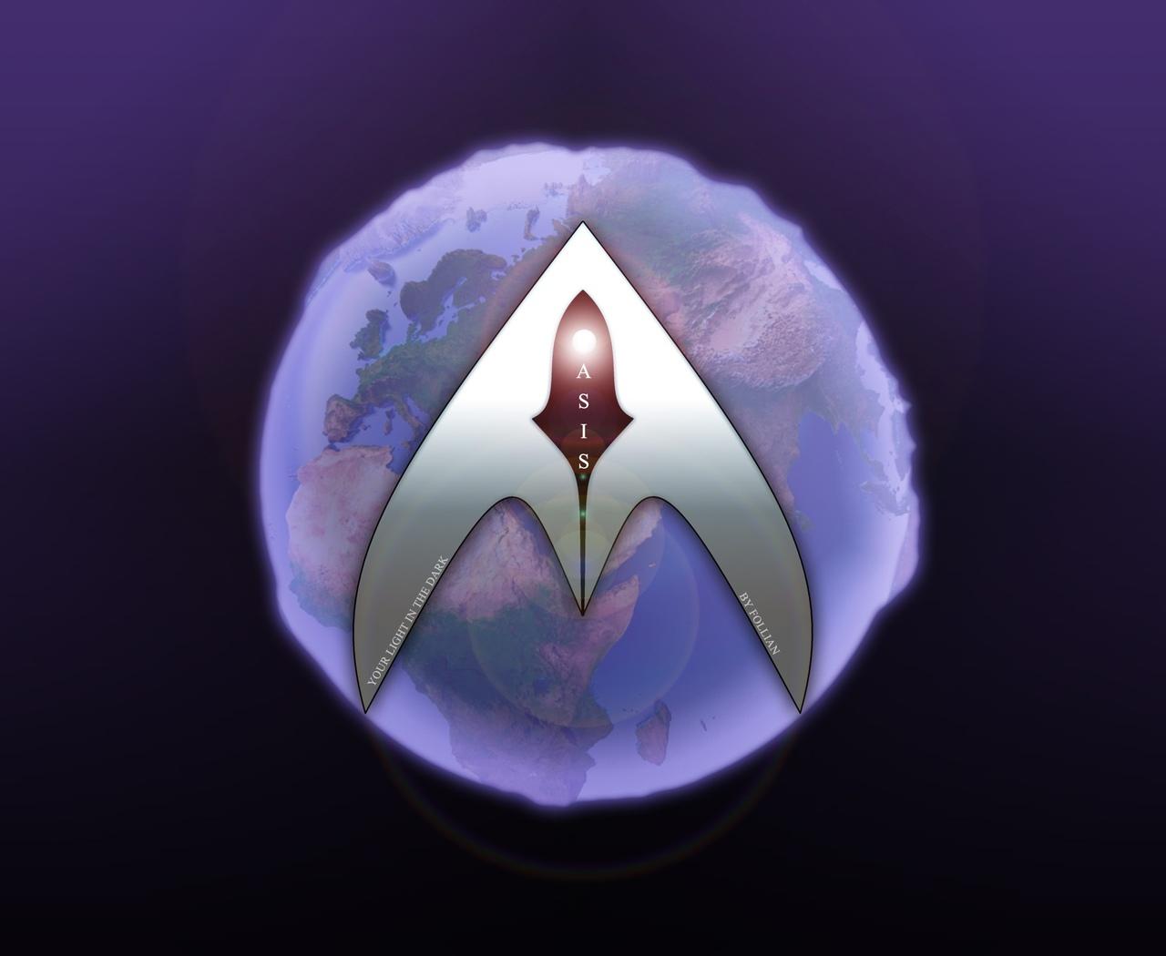 Logo_v1 | Project OASIS - Собираю команду для приобретения опыта в GD