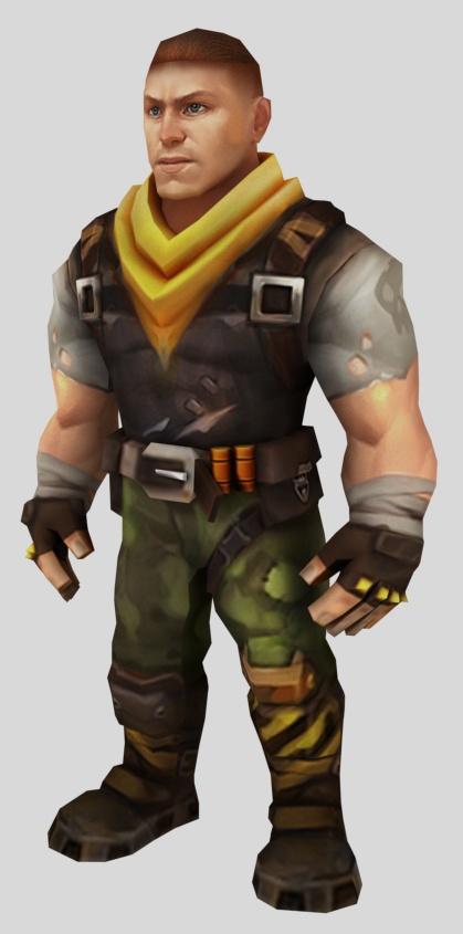character_01 | 3D artist