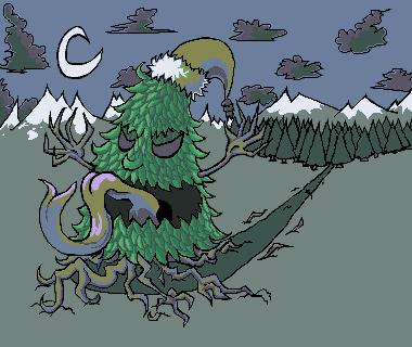 christmas_tree_3 | Ёлка