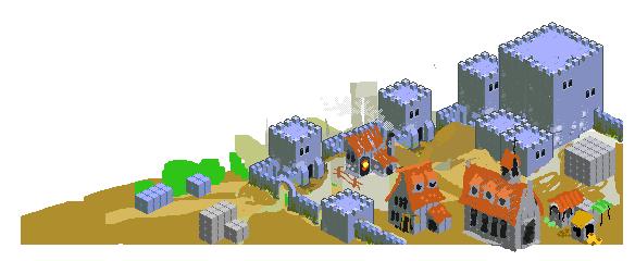 city_concept | Pixelart и indie, пара очень хороших блогов и мои работы за неделю.