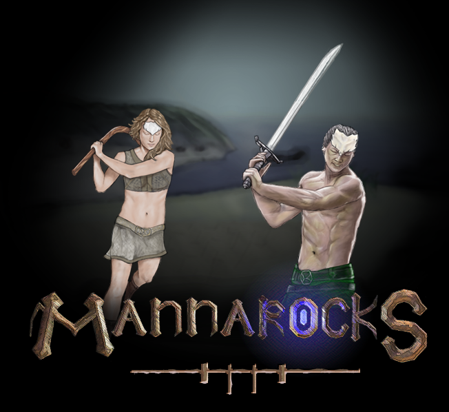 mrlv1 | Mannarocks [beat'em'up][Unity]
