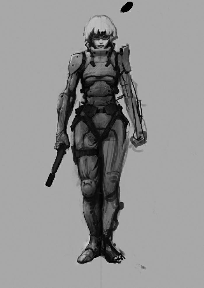 saboteur 3 concept1 | Saboteur 3 - ниндзя возвращается