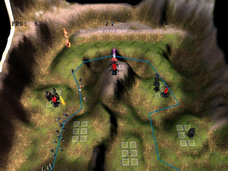 скрин2 | Игра на конкурс казуалок 2009