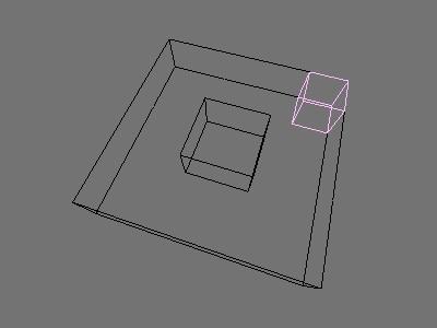 cube7 | Карты освещенности в blender с использованием radiosity.