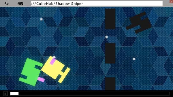 cubehub_shadowsniper   CubeHub [16+] [Релиз в Стиме]