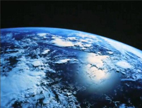 Cyan planet | Космический симулятор SpaceEngine