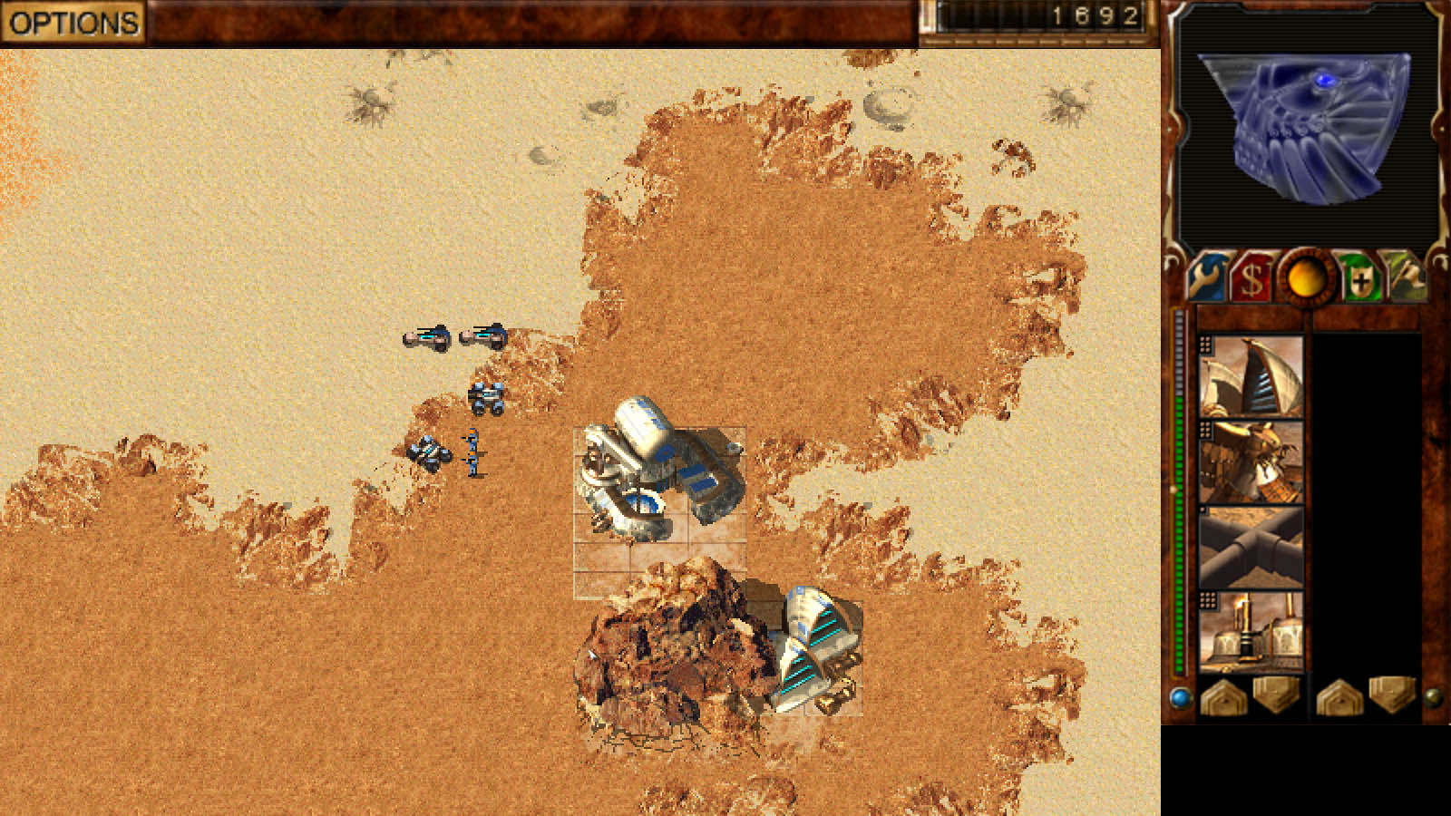 d2k3 | Dune 2000 Remastered