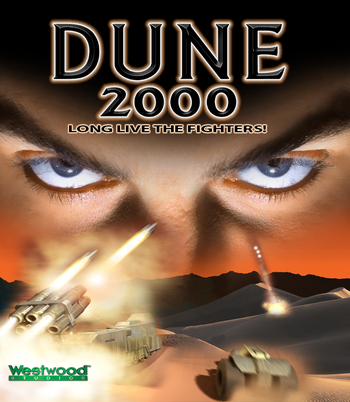 d2kcover | Dune 2000 Remastered