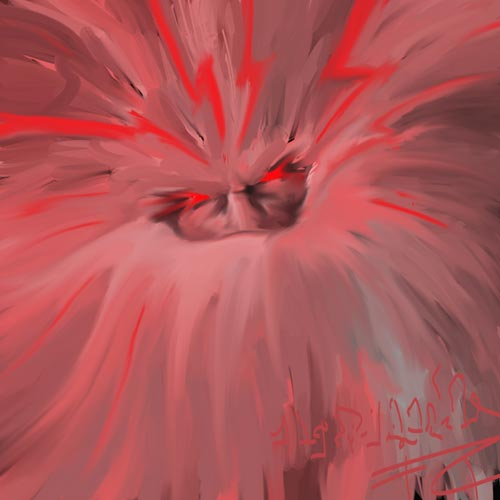demonic eyes | Спидарт, скетчи