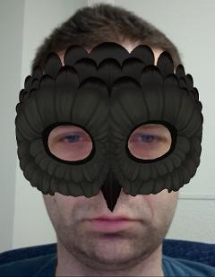darkmask | Отсечение части объекта.
