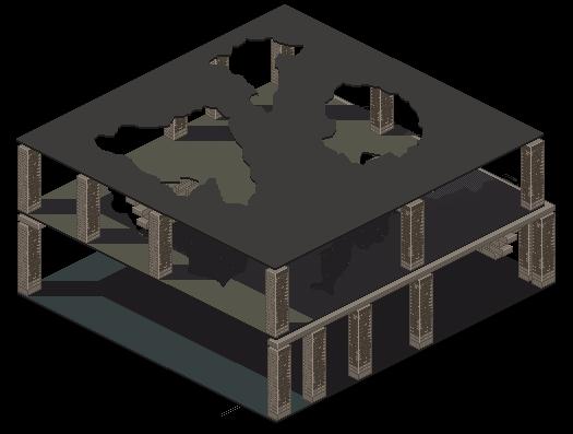 House_2 | Текущие цены на пиксель-арт (изометрию)