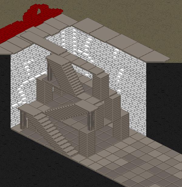 House_3 | Текущие цены на пиксель-арт (изометрию)