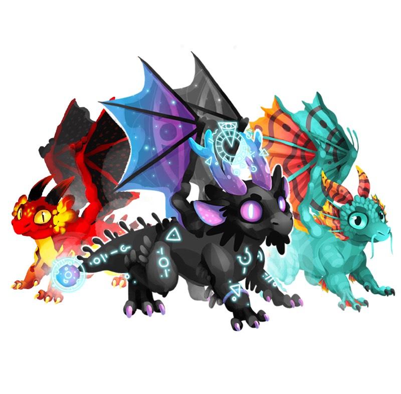 драконы   Plexus, Pixel Gladiator, Elementals Reborn, The Far Frontier, Pereulok   В разработке #99