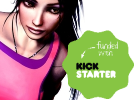 DreamfallKickstarter | Зои заинтересована в Kickstarter