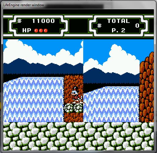 DuckTales2LifeNES | Мой эмулятор NES:: что-то уже получается : ) (комментарии)