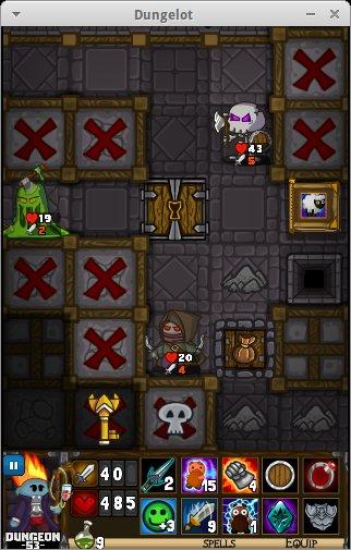 dungelot_progress   Dungelot [Dungeon Crawler rpg]