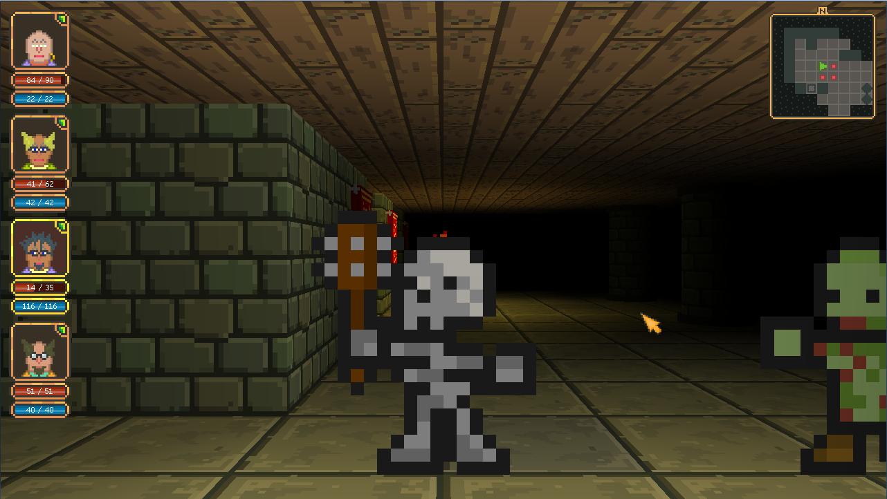 dungeon02   Скриншотный субботник. 2020, Июнь, 1 неделя.