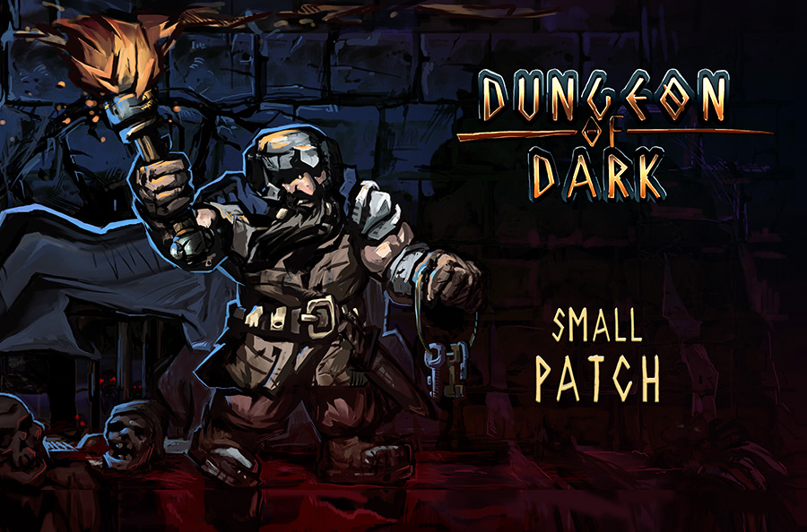 Dungeon of Dark patch | Dungeon of Dark. Головоломка в мире мрачного фэнтези. iOS, Android
