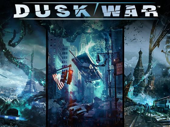 Dusk War | Dusk War — игра от Дмитрия Ножнина на Бумстартере