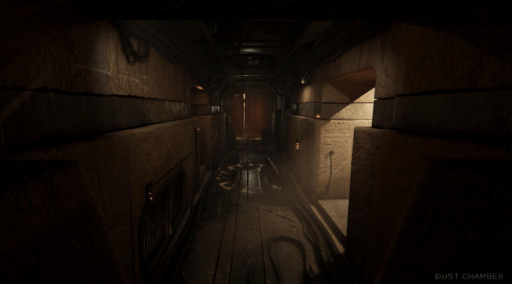 Dust_chamber_screenshots_final_01 | Dust Chamber : Бесконечная Структура, пыль, спуск в бездну
