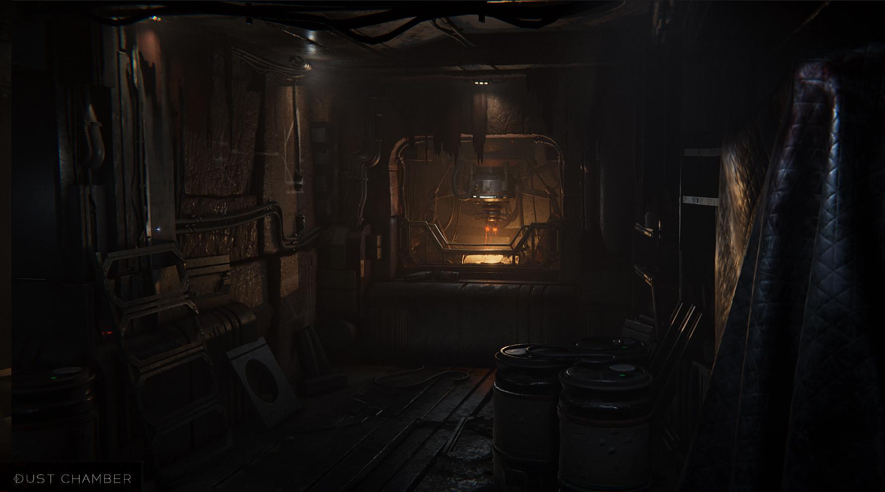 Dust_chamber_screenshots_final_02 | Dust Chamber : Бесконечная Структура, пыль, спуск в бездну