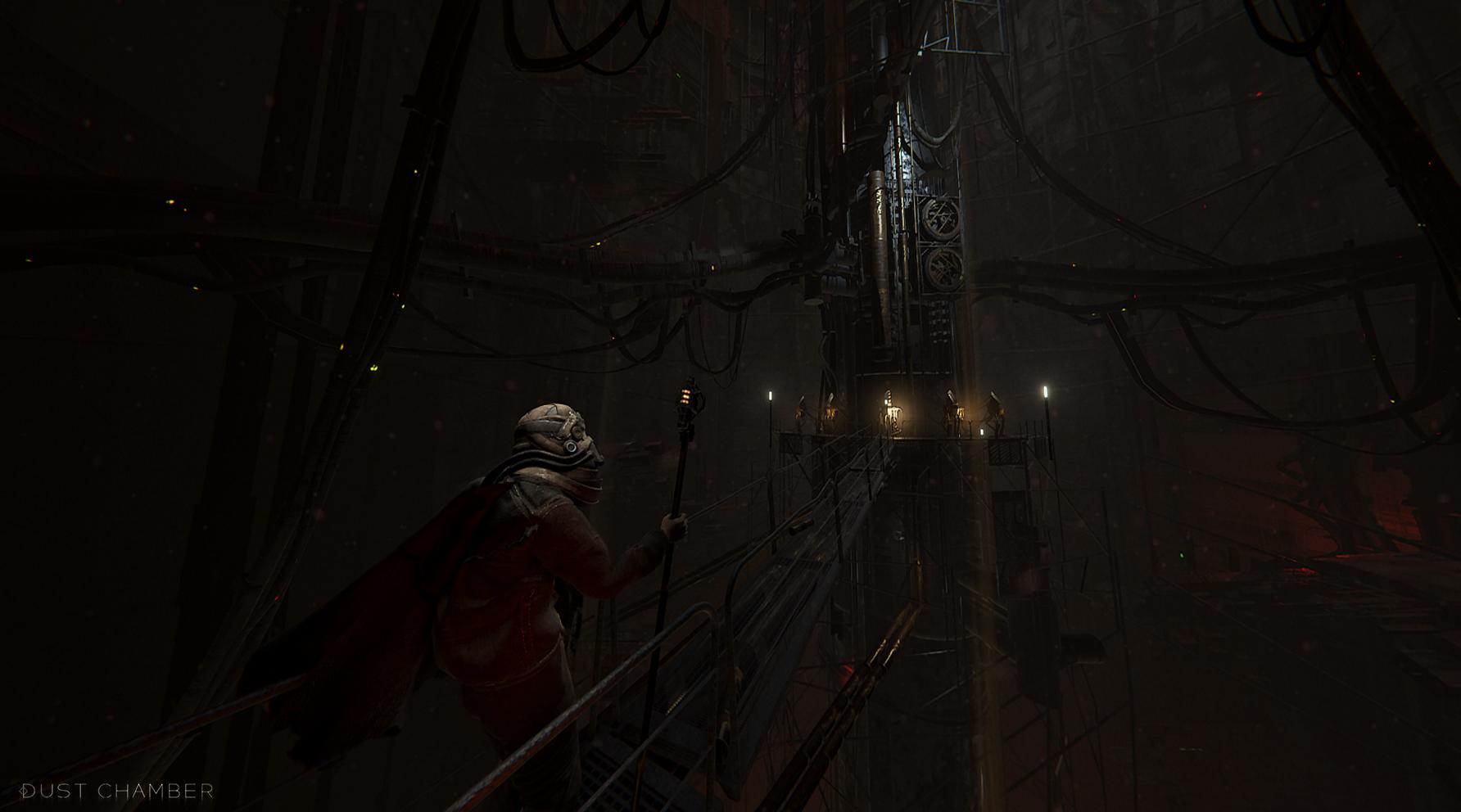 Dust_chamber_screenshots_final_04 | Dust Chamber : Бесконечная Структура, пыль, спуск в бездну