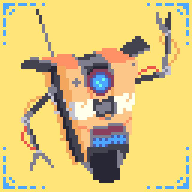 Claptrap | 2D Pixel Artist
