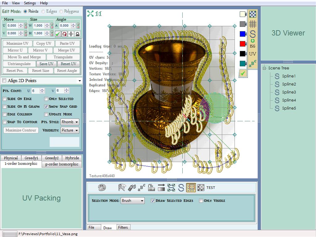 "EditorPreview1 | Knapsack2D - ""2D редактор мечты"""