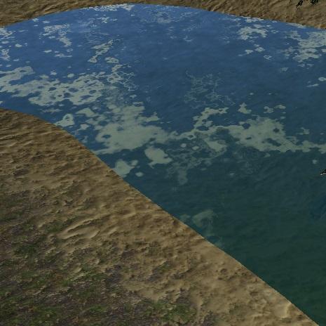 эффект воды