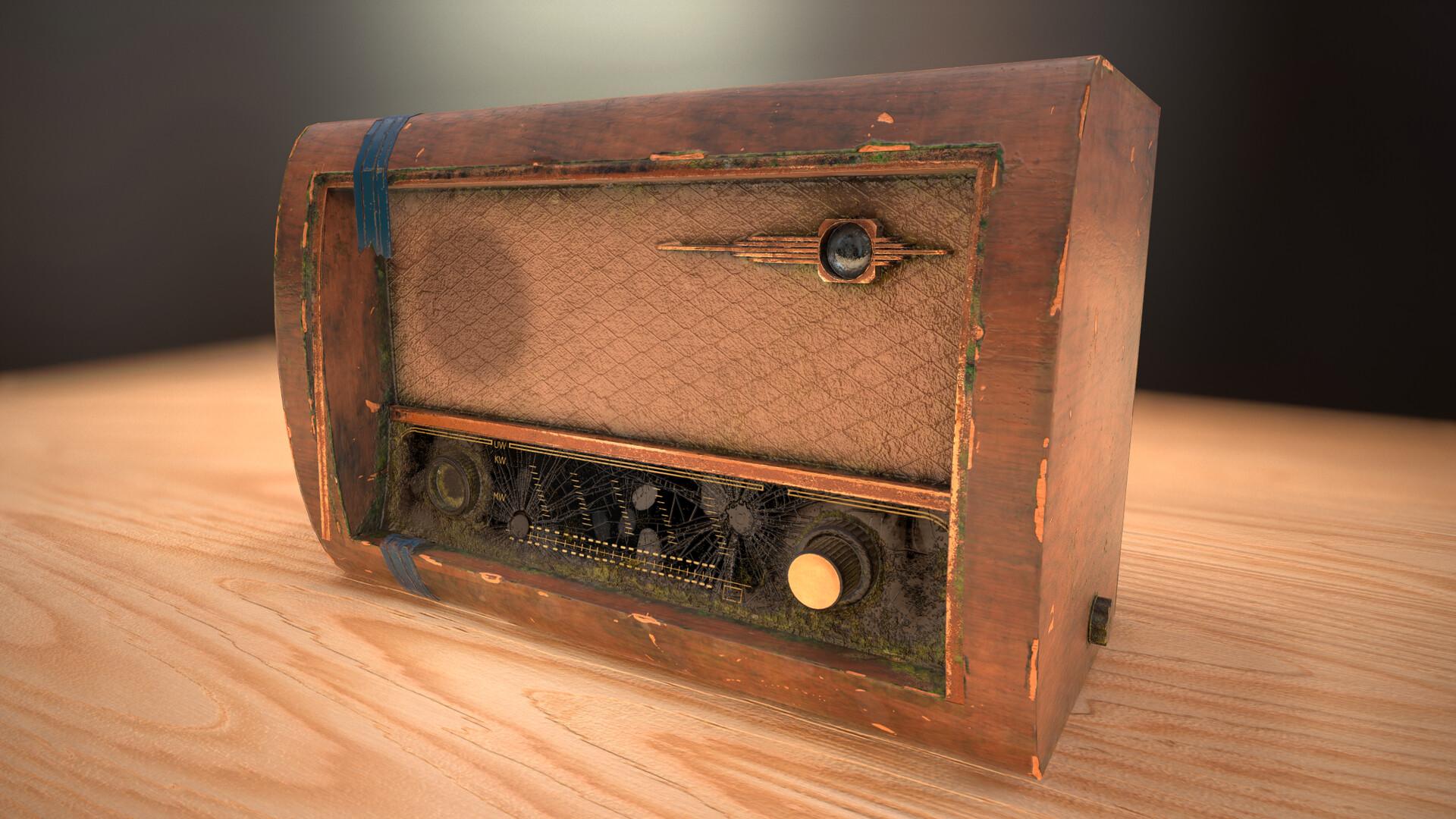 радио1   3D Artist