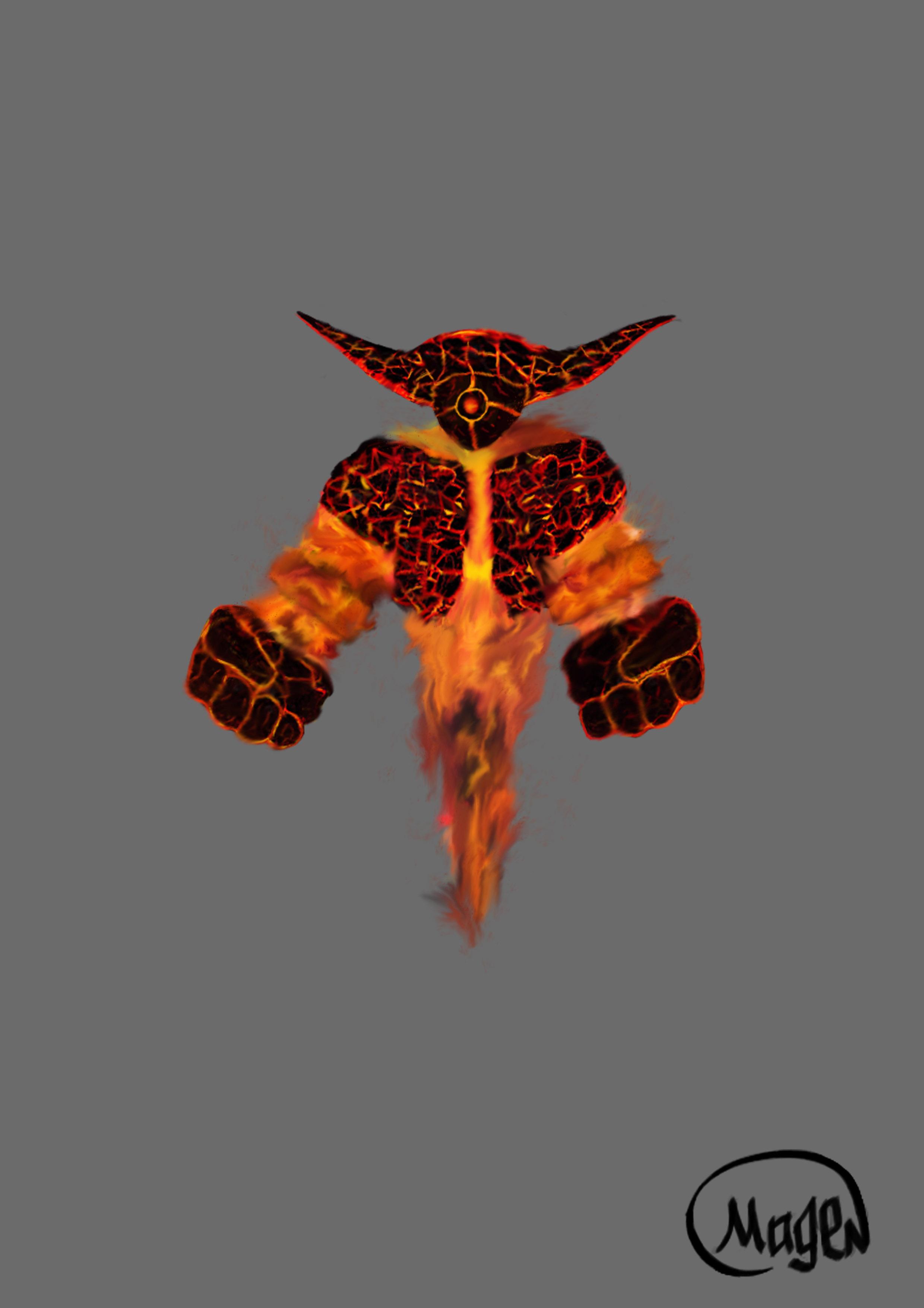 Элемент_огня | MagenArt