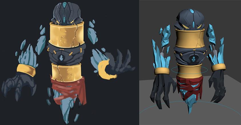 Enemy_M | Conus (Diablo-like), ищем 3д-моделлера, аниматора, программиста
