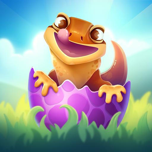 event_lizard_icon | 2D Художник