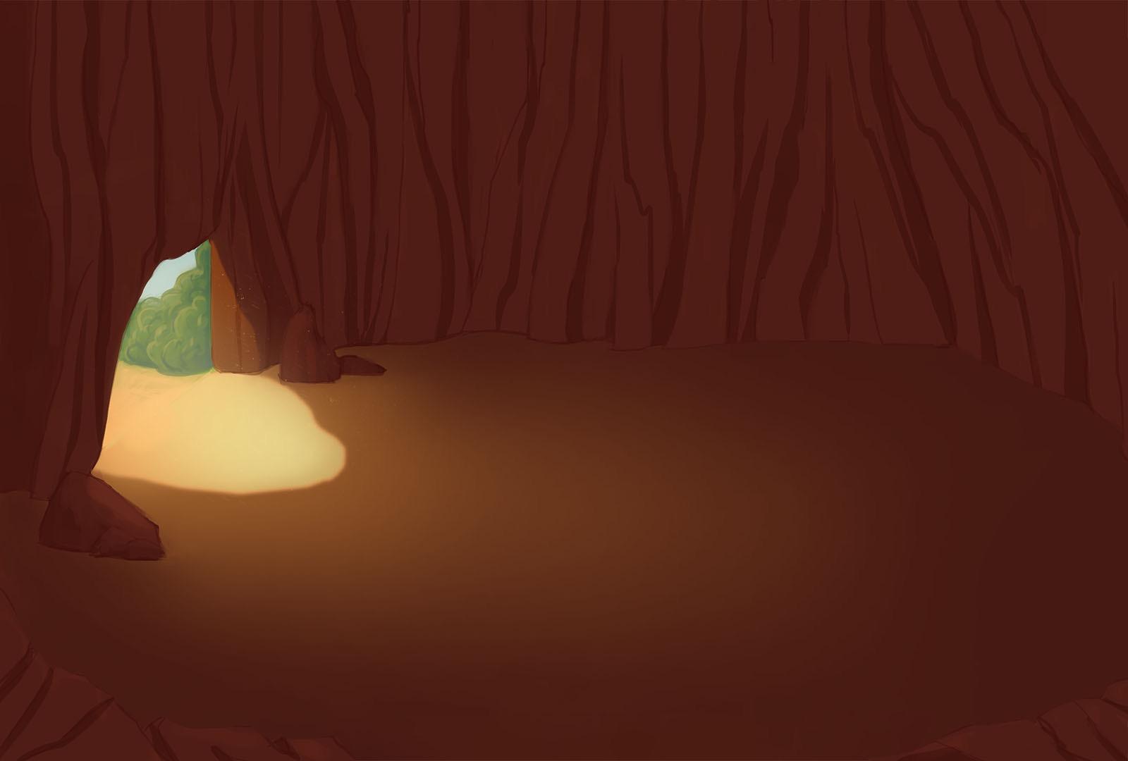 Начальный фон локации Пещера | Продолжается набор в команду для разработки игры «Нирмита»: 2D Survival RPG в стиле Fantasy