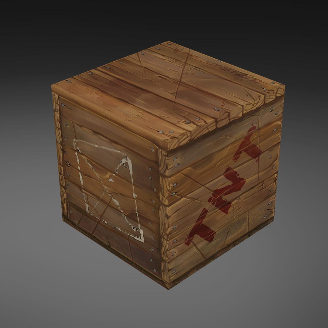 Коробка 1 | 2D Artist, начинающий, присоединюсь к команде.