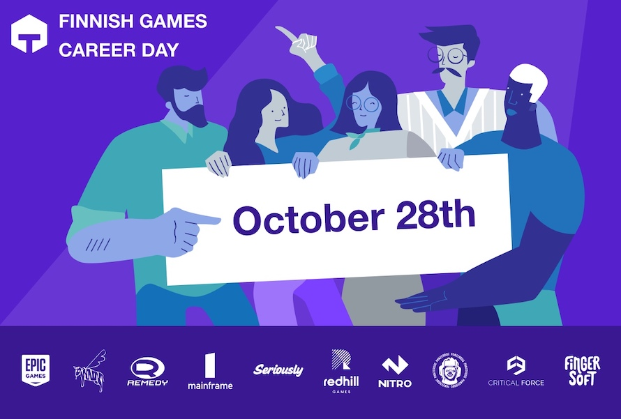 fin2020 | Finnish Games Career Day Online