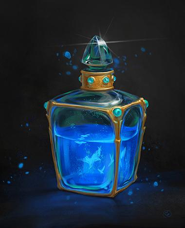 Бутылка | 2D artist. Character/GUI/Environment
