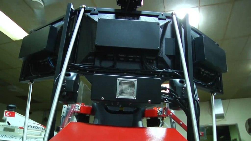 Force Dynamics 401cr img4   Motion Pro и симулятор F-1, подвижная платформа ощущений