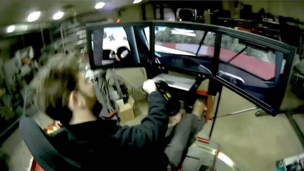 Force Dynamics 401cr img7   Motion Pro и симулятор F-1, подвижная платформа ощущений