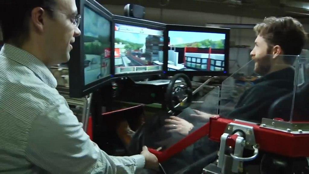 Force Dynamics 401cr img8   Motion Pro и симулятор F-1, подвижная платформа ощущений