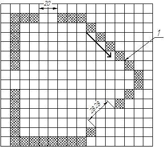 Фрагмент | Паттерны представления карты в клеточной игре.