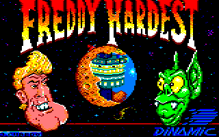 freddy_hardest_1 | Ищу игру для ZX Spectrum