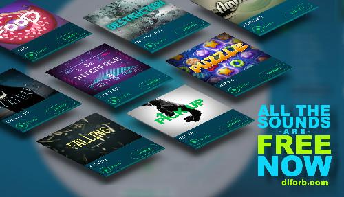 free-now_500 | Diforb - бесплатный конструктор для создания звуковых эффектов