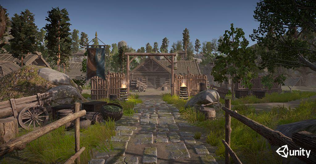 fr_pr | 3d Environment Artist - 3d окружение для игр