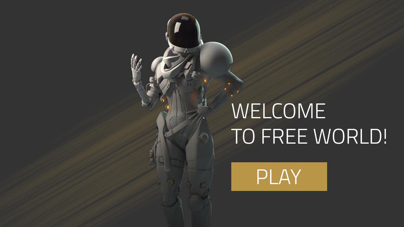 Pangea Welcome Screen | [PANGEA][UE4]Собираю команду энтузиастов