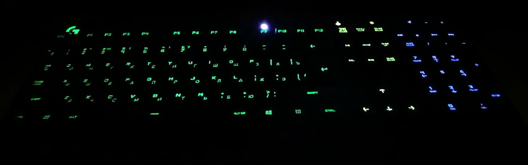 g213 | Клавиатура здорового человека