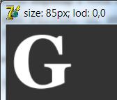 G_85_mipmap | Помогите понять принцип работы mipmap