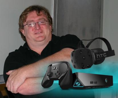 коробка гейба | (Размышления) О SteamMachines, SteamOS, SteamVR, Source 2, Half-life 3
